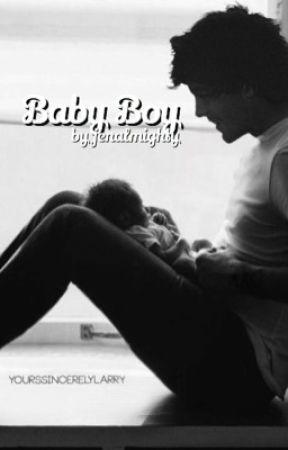 Baby Boy *larry au* (mpreg) by heartfullofharry