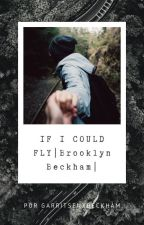 If I Could Fly ||Brooklyn Beckham|| TERMINADA || by GarritsenxBeckham