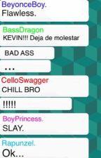 PTXgroup Chat by BerVlogs