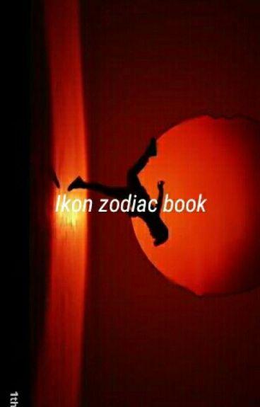 IKON ZODIAC BOOK