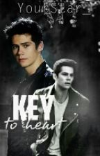 Key To Heart. || FF Dylan O'Brien. ZAWIESZONE by YourStar_