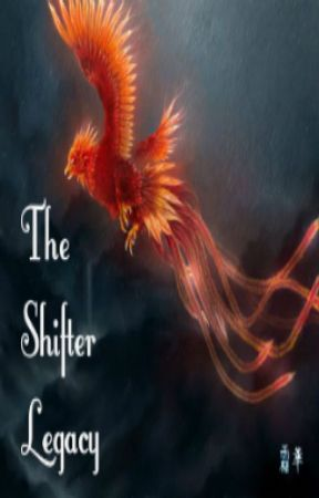 The Shifter Legacy - Shifter Book 3 by Soulshifter2love
