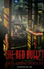 THE RED BULLET  by dewiathena