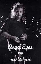 Angel Eyes by anzettejohnson