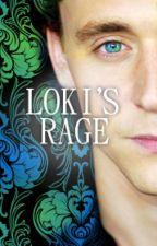 Loki's rage by NikolaVizinov