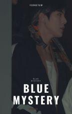 Blue mystery; kihyuk by xinterflow