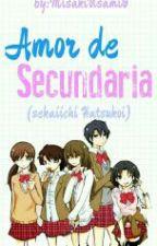 Amor De Secundaria by MisakiUsami6