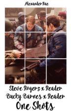 Steve Rogers x Reader & Bucky Barnes x Reader One Shots by AlexanderRae