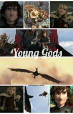 Young Gods by Stef_Dragonite