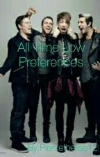 All Time Low Preferences {Finished} by Piercethelise12