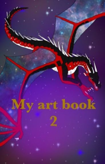 My fantabulous art book (2)