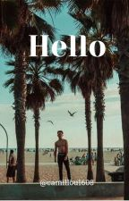 Hello - Tome 1 // j.s by camillou1608