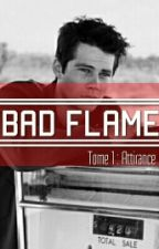 BAD Flame   Dylan O'brien by AnonymL07