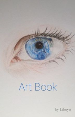 my ART BOOK by Liloeyia