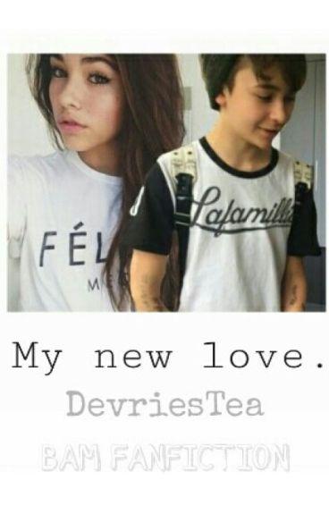 My new love// L.D (ZAKOŃCZONA)