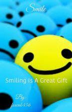 Smile by foxcub456