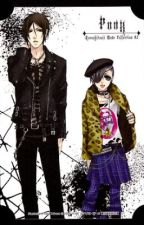 My father the butler and my mother the time traveler (black butler fan-fic) by Lilystone3