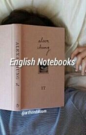 English Notebooks by arthoedotcom