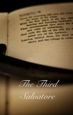 The Third Salvatore (A Kai Parker Fan-fiction) by Lilly_Reeves_8