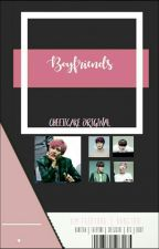 Boyfriends [BTS Boy X Boy] by cheejicake