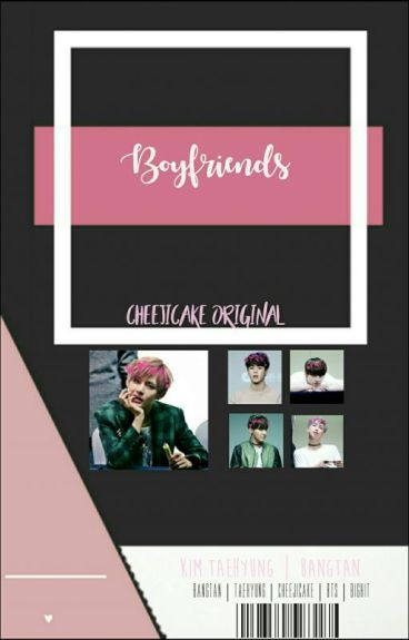Boyfriends [BTS Boy X Boy]