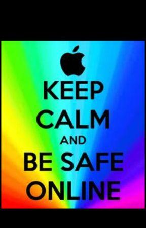 Internet Safety Advise Wattpad