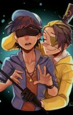 Bill X Dipper ( Yandere) {Cancelada} by losgatos_josefa