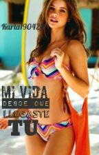 Mi Vida Desde Que Llegaste Tú by karla190428