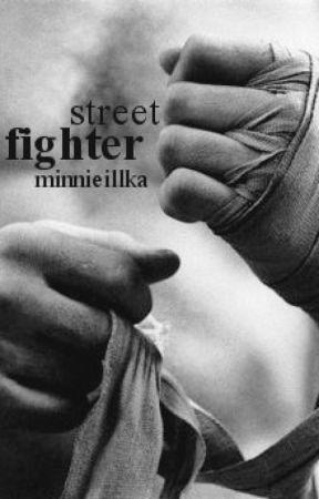 street fighter / l.h by minnieillka