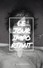 Le Jour Important (Ereri) TERMINÉ by TheKingOfWriter
