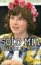 Solo Mía. -Chandler Riggs. by SofyRiggs02