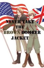 Never Take the Brown Bomber Jacket by JustEatIt
