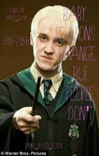 Baby Seasons Change But People Don't (Draco Malfoy X Reader) by Mrs_Draco_Felton
