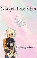 Solangelo Love Story by coolcatpjo