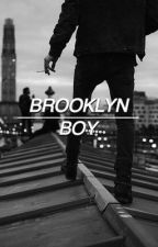 Brooklyn Boy (Joji Miller/reader) by kysjojizz