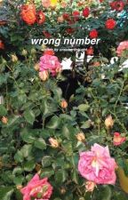 wrong number | choi youngjae {completed} by vkookphan