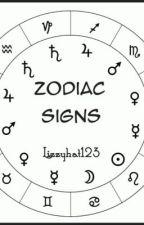 Zodiac Signs by JanaCaione