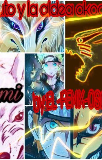 Naruto Uzumaki La Aldea Akomi