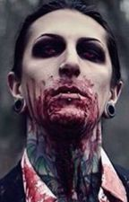 Chris Motionless is a vampire by MotionlessAndKuza