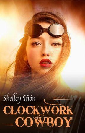 Clockwork Cowboy by ShelleyIn