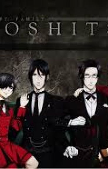 *NEW* Black Butler x reader no one like you