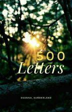 500 Letters [AU Sterek] by Deanna_Sunderland