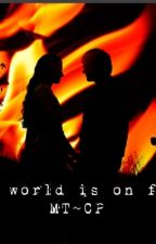 Our world is on fire MT~CP by mtrain96