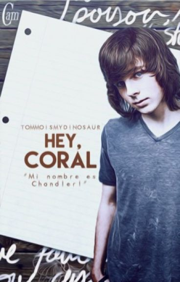 Hey, Coral | c.r