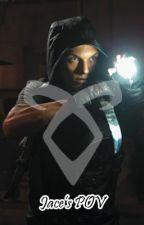 City of Bones: Jace's POV by voodoolucas