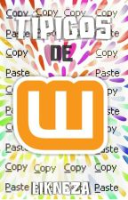 Típicos de Wattpad (Clichés) by Likneza