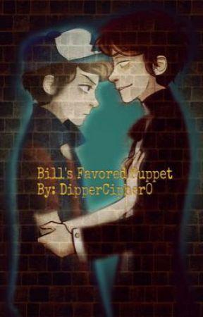 Bill's Favored Puppet [Billdip] by DipperCipher0