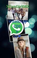 WhatsApp CD9 y Tu by XFanGirl08X
