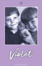 violet|| l.s || by xxLarry1Dxx