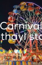 Carnival Beth and Daryl Story by Queen_Mischief99